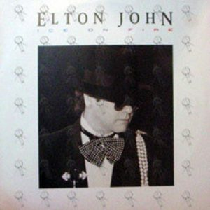 JOHN-- ELTON - Ice On Fire - 1