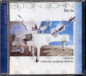 JOHN-- ELTON - Live In Australia With The Melbourne Symphony Orchestra - 1
