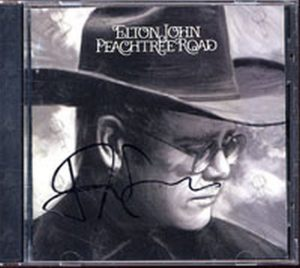 JOHN-- ELTON - Peachtree Road - 1