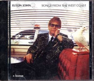 JOHN-- ELTON - Songs From The West Coast - 1