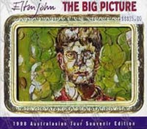 JOHN-- ELTON - The Big Picture - 1
