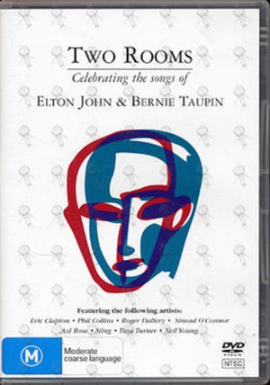 JOHN-- ELTON - Two Rooms - 1