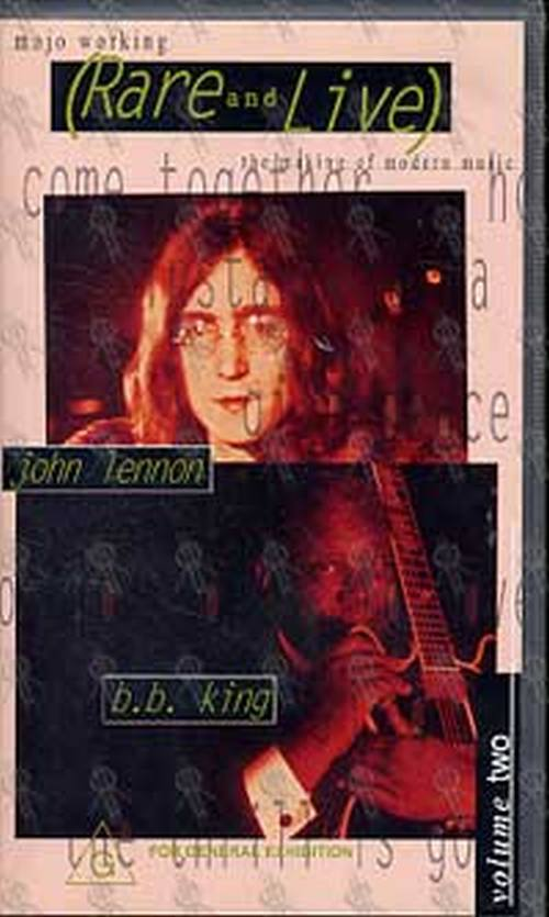 JOHN LENNON|B.B. KING - (Rare And Live) Vol. 2 - 1