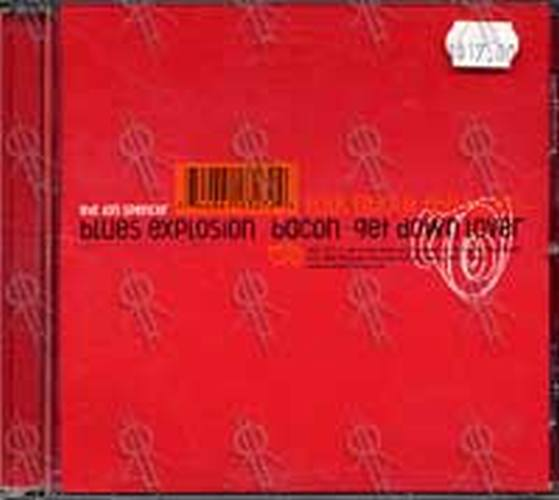 JON SPENCER BLUES EXPLOSION-- THE - Talk About The Blues - 1