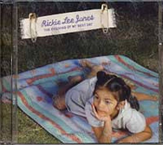 JONES-- RICKIE LEE - The Evening Of My Best Day - 1