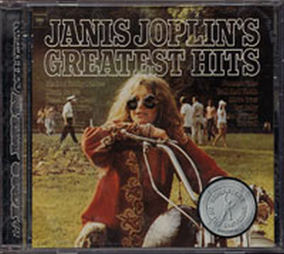 JOPLIN-- JANIS - Greatest Hits - 1