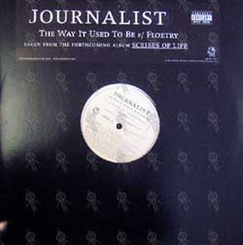JOURNALIST - The Way It Used To Be F / Floetry - 1
