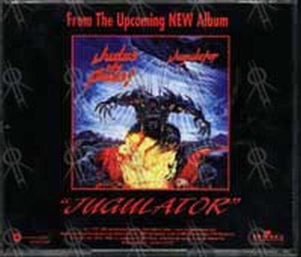 JUDAS PRIEST - Bullet Train/Blood Stained - 2