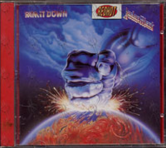 JUDAS PRIEST - Ram It Down - 1