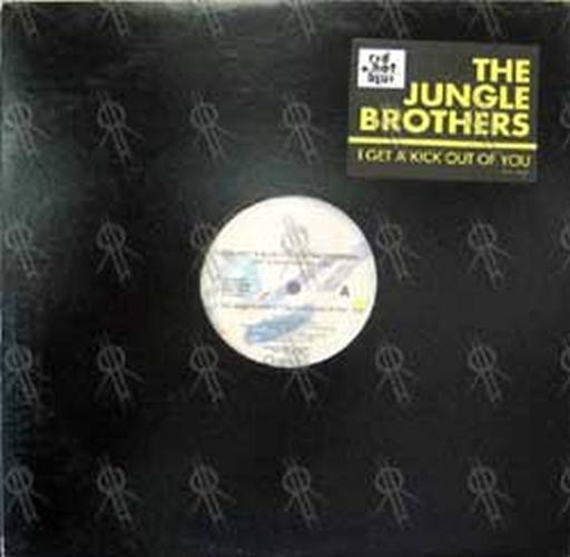 JUNGLE BROTHERS - I Get A Kick Out Of You - 1