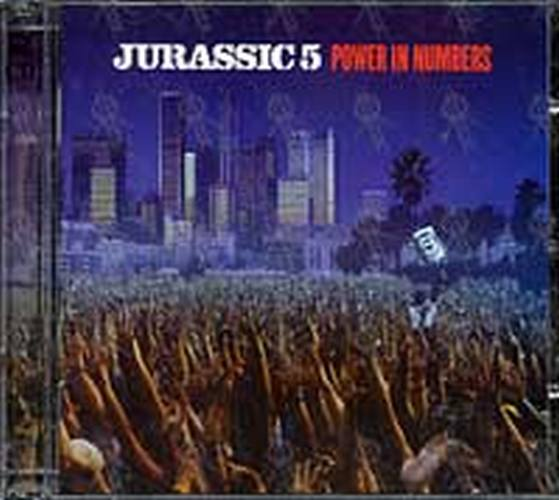 JURASSIC 5 - Power In Numbers - 1