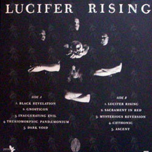 Lucifer Rising: KAAMOS - Lucifer Rising (12 Inch / LP, Vinyl)