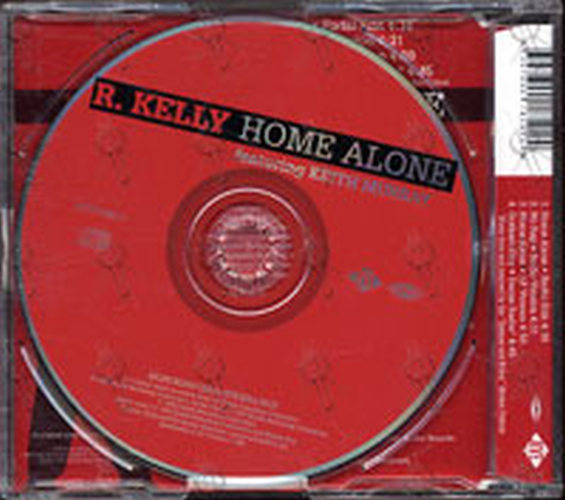KELLY, R - Home Alone (featuring Keith Murray) (CD, Single ...