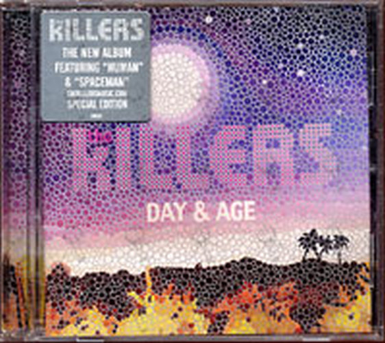 KILLERS-- THE - Day & Age - 1