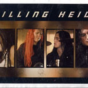 KILLING HEIDI - Band Photo Sticker - 1