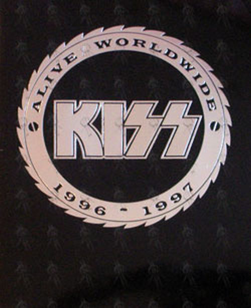 KISS - 1996-1997 World Tour Program - 1