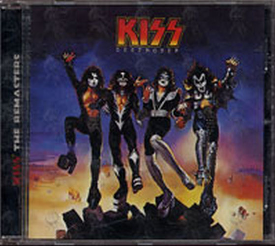 KISS - Destroyer - 1