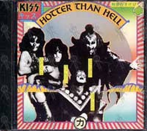 KISS - Hotter Than Hell - 1