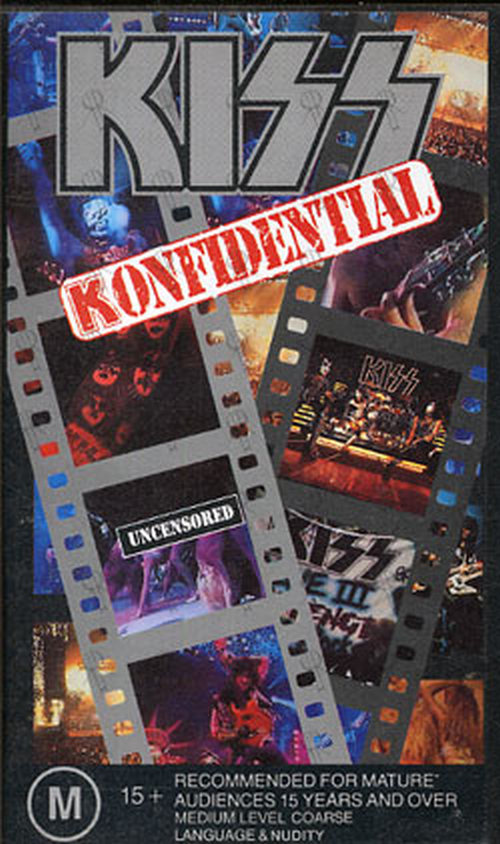KISS - Konfidential - 1