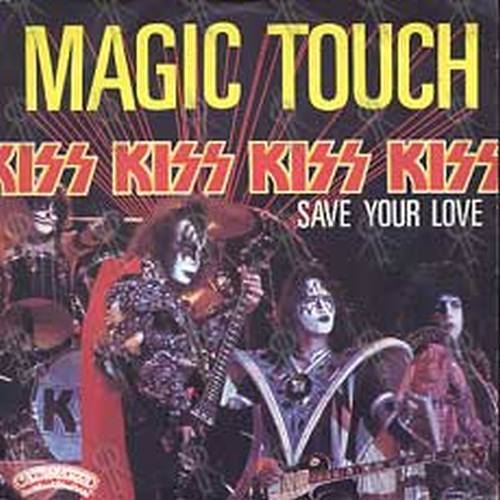 KISS - Magic Touch - 1