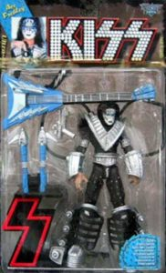 KISS - Set Of Four Kiss Ultra-Action Figures - 1