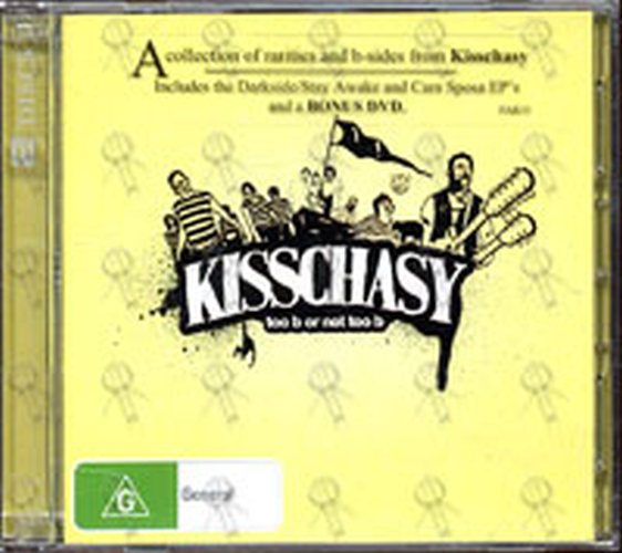 KISSCHASY - Too B Or Not To B - 1