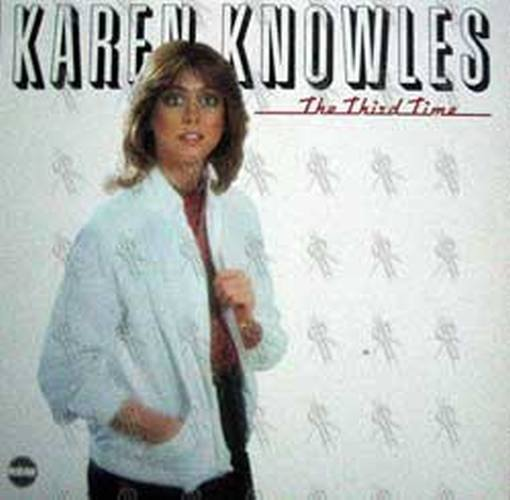 KNOWLES-- KAREN - The Third Time - 1
