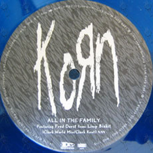 KORN - All In The Family - 3