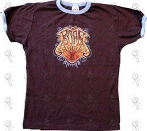 KORN - Brown Bonds Style Girls T-Shirt - 1