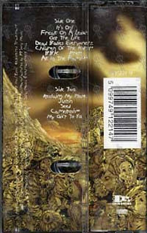 KORN - Follow The Leader (Audio Tapes) | Rare Records Audio Follow The Leader on utep yell leader, choosing to follow a leader, follow leader cartoon, follow your leader, i am your leader, follow us on twitter, disney peter pan lost boys leader, take me to your leader,