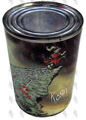 KORN - 'Follow The Leader' Can Of Corn - 1