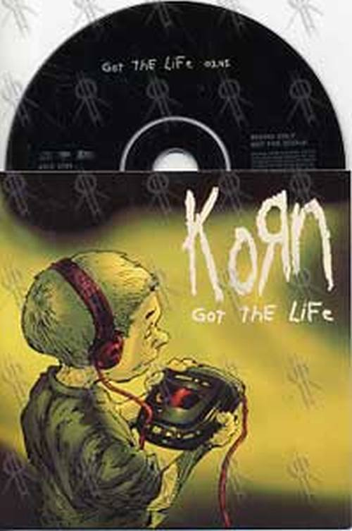 KORN - Got The Life - 1
