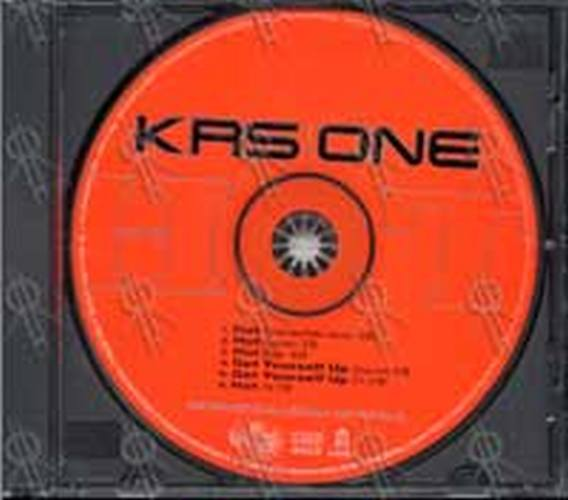 KRS ONE - Hot - 1