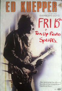 KUEPPER-- ED - 1988 'Everybody's Got To' Promo / Show Poster - 1