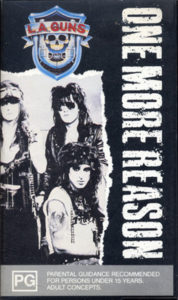 L.A. GUNS - One More Reason - 1