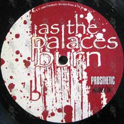 LAMB OF GOD - As The Palaces Burn (12 Inch / LP, Vinyl ...