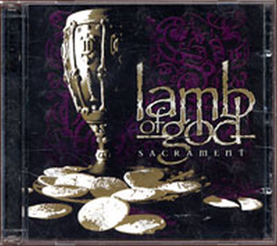 LAMB OF GOD - Sacrament - 1