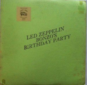 LED ZEPPELIN - Bonzo's Birthday Party - 1