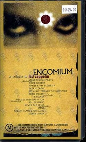 LED ZEPPELIN - Encomium - A Tribute To Led Zeppelin - 1