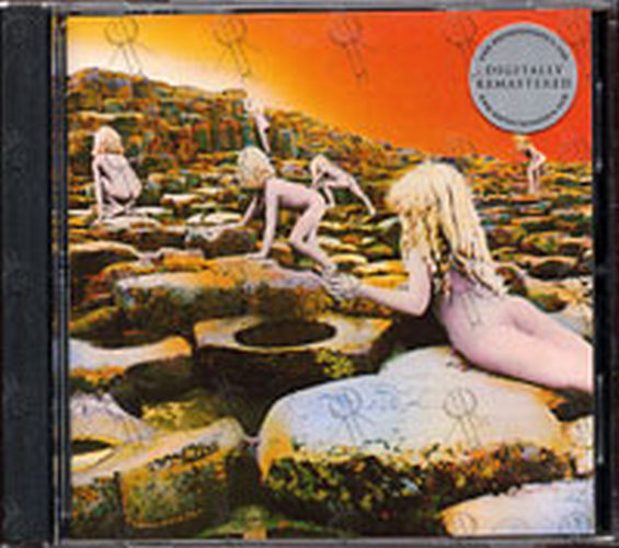 Led Zeppelin Houses Of The Holy Album Cd Rare Records