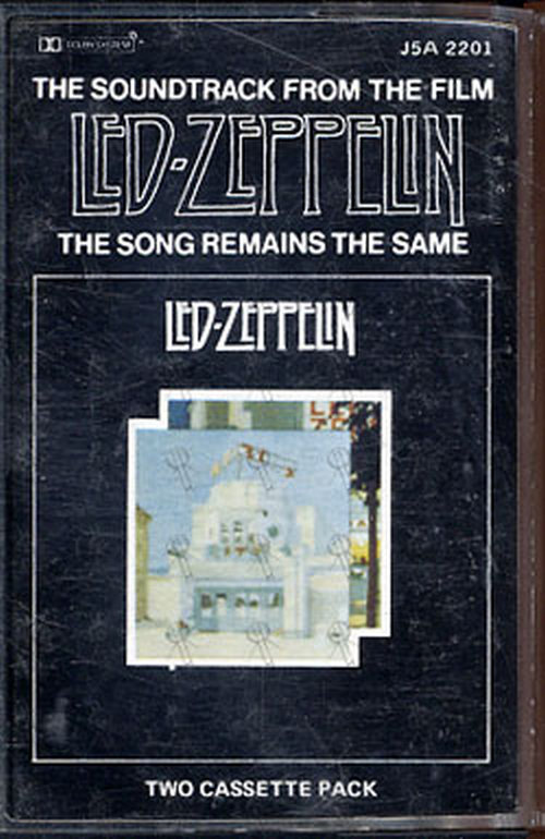 LED ZEPPELIN - The Song Remains The Same - 1