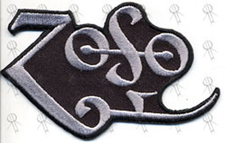 Led Zeppelin Zoso Design Embroidered Sew On Patch Miscellaneous