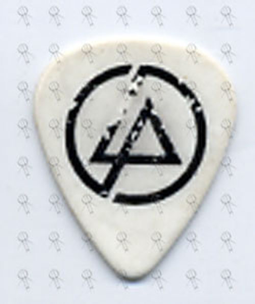LINKIN PARK - Brad Delson Guitar Pick - 1