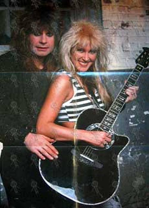Lita Ford Ozzy Osbourne Close My Eyes Forever Remix