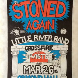 LITTLE RIVER BAND - Stoned Again - March 26th 1977 - 1