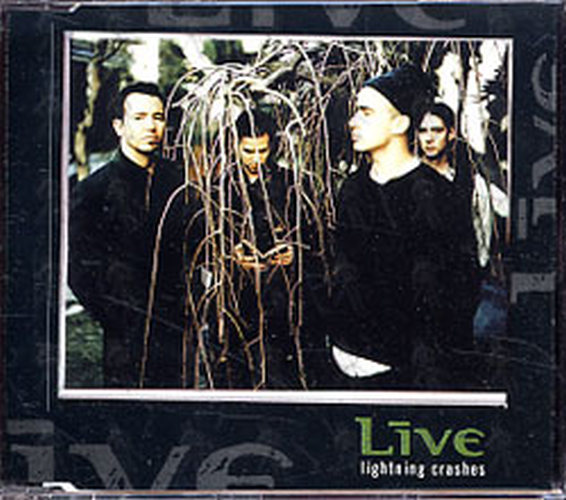 LIVE - Lightning Crashes - 1