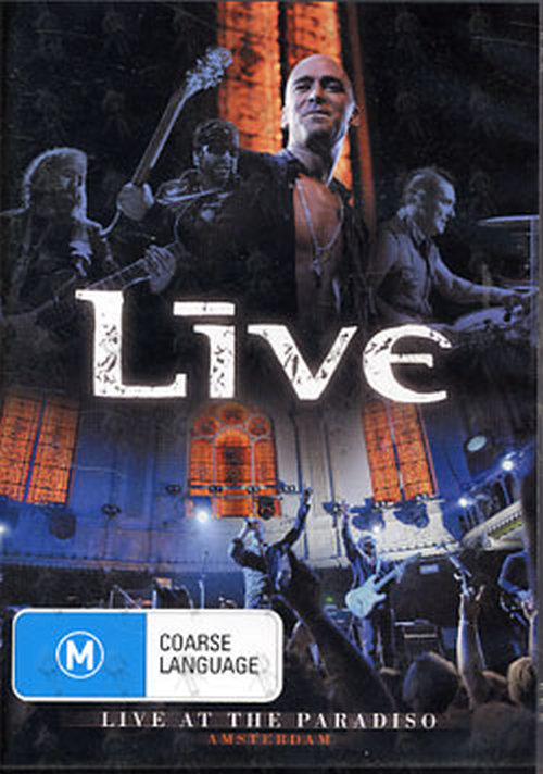 LIVE - Live At The Paradiso Amsterdam - 1