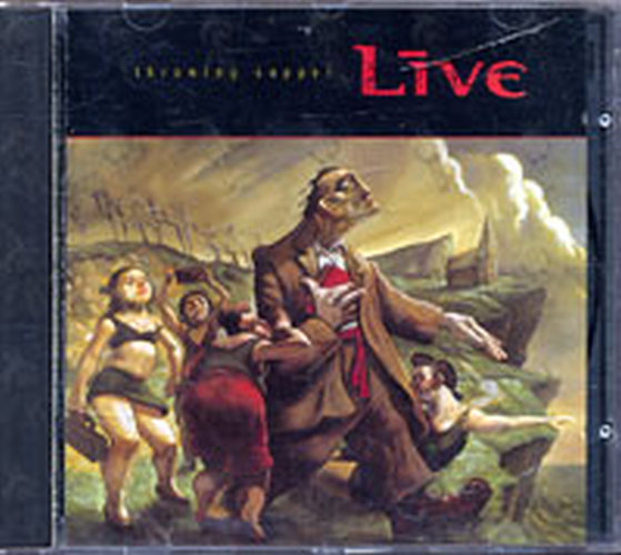 LIVE - Throwing Copper - 1
