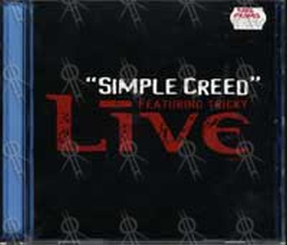 LIVE|TRICKY - Simple Creed - 1