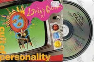 LIVING COLOUR - Cult Of Personality - 1